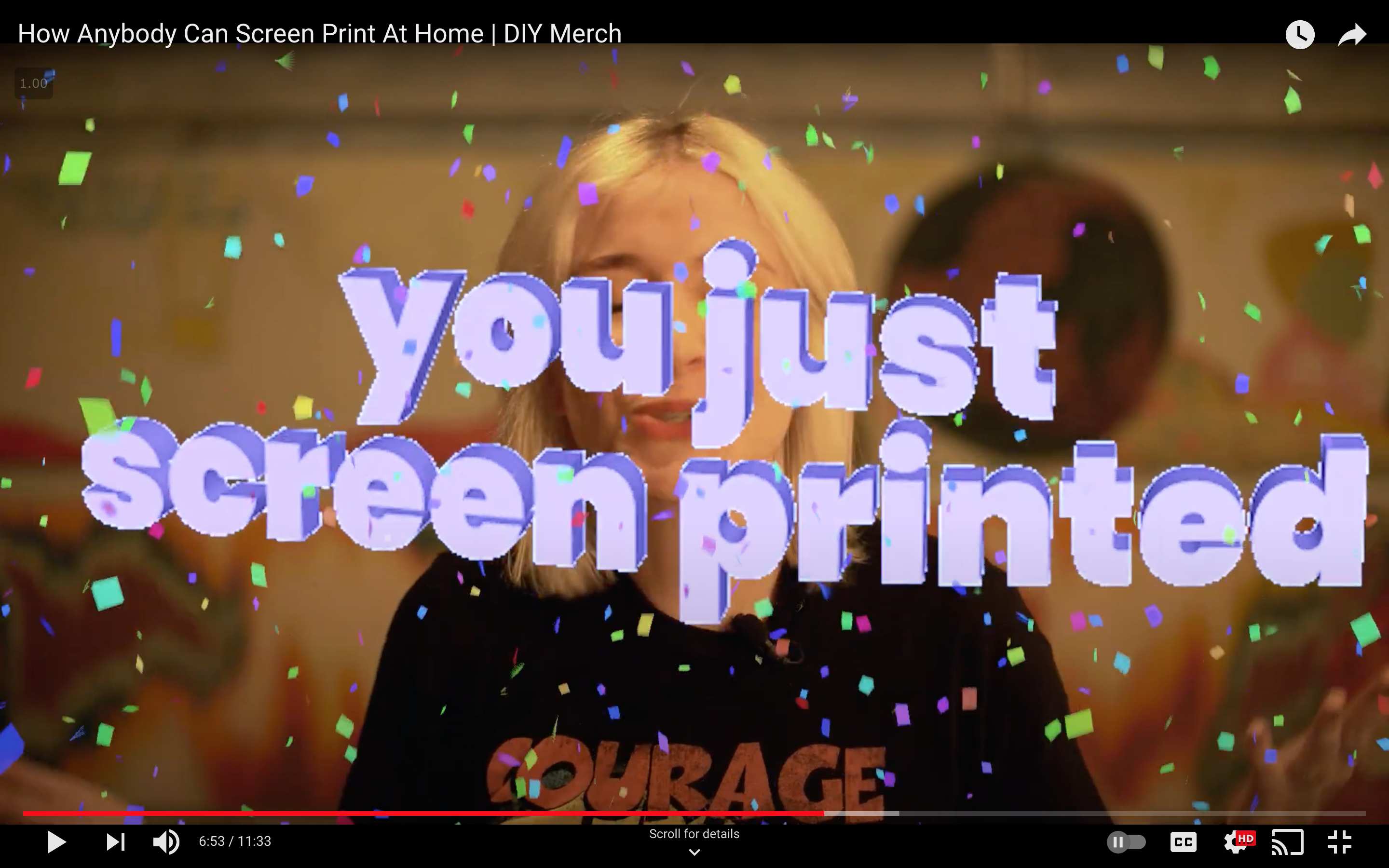 How Anybody Can Screen Print At Home